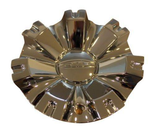 DIP Wheels D88 Gunner Chrome Wheel Rim Center Cap MCD8286YA01 C10D88C - The Center Cap Store