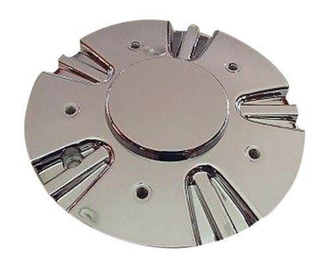 Divinity D10 Wheel 109S160-1 Chrome Center Cap - The Center Cap Store