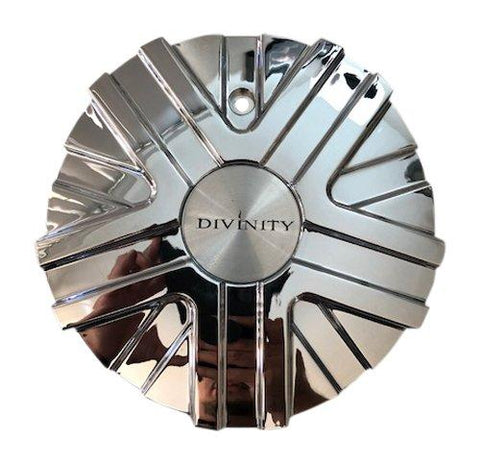 Divinity Wheels 101S190 Chrome Wheel Center Cap - The Center Cap Store