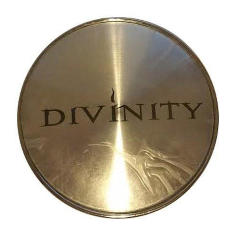 Divinity Wheels 253K68 Snap In Chrome Center Cap - The Center Cap Store