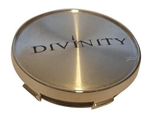 Divinity Wheels C-030 Chrome Wheel Snap In Center Cap - The Center Cap Store