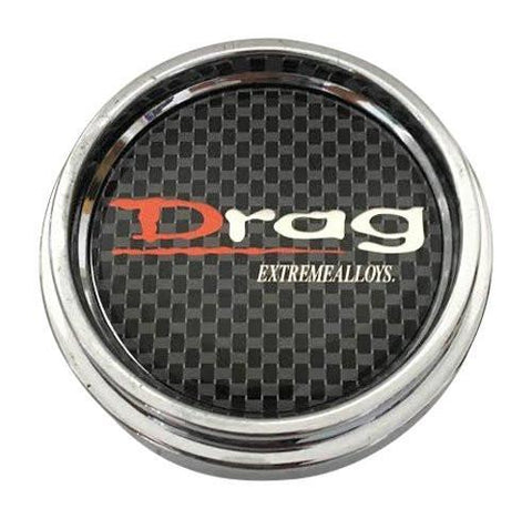 Drag Extreme Alloys CAP8 2057K66D Chrome Wheel Center Cap - The Center Cap Store