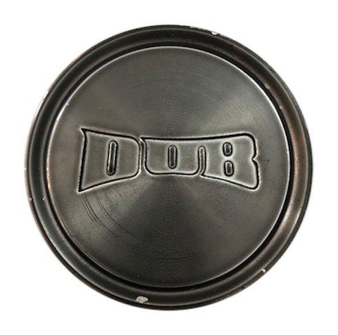DUB Wheels 0095K69-02-06DDT USED Gun Metal Center Cap - The Center Cap Store
