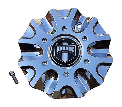 DUB Wheels Chrome Center Cap M-653 5640-75 ABS S809-10-08 - The Center Cap Store