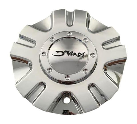 Dvinci Wheels 027L175 Chrome Wheel Center Cap - The Center Cap Store
