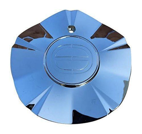 Edge Chaos CAP-409 Chrome Wheel Center Cap - The Center Cap Store