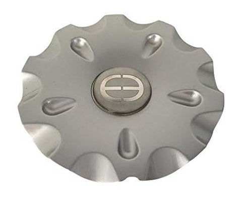 Edge Engineering BC-373 Silver Wheel Center Cap - The Center Cap Store