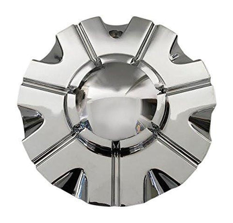 Edge Limited Wheels BDW704A Chrome Wheel Center Cap - The Center Cap Store