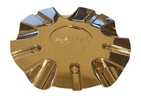 Element Alloys C500602-2295/2410-CAP Chrome Wheel Center Cap - The Center Cap Store