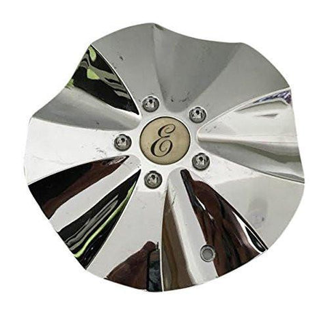 Element Wheels CAP C-017-1 MIDTEC Chrome Wheel Center Cap - The Center Cap Store