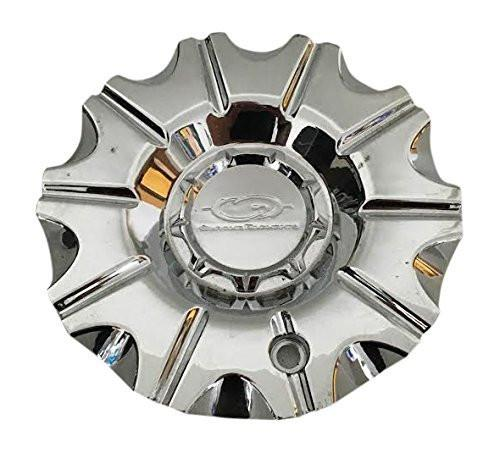 Element Wheels E10-A Chrome Wheel Center Cap - The Center Cap Store