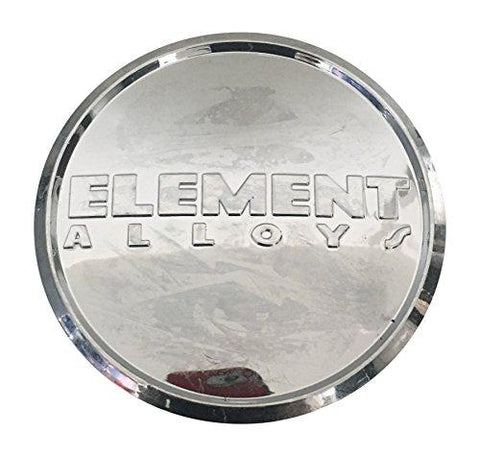 Element Wheels TL5006-CAP Chrome Wheel Center Cap - The Center Cap Store