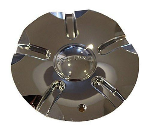 Elure 003 Hoyo H3 Chrome Wheel Rim Center Cap MCD8156YA03 MCD8156YA01 - The Center Cap Store