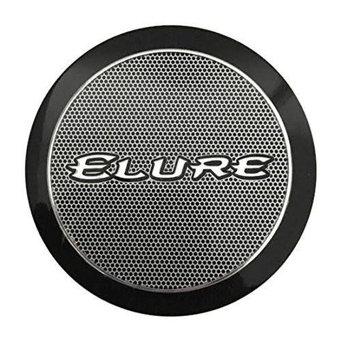 Elure Wheels CC016-1P Chrome Wheel Center Cap - The Center Cap Store