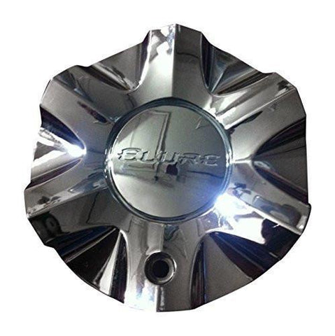 Elure Wheels Chrome Center Cap CS391-2P - The Center Cap Store