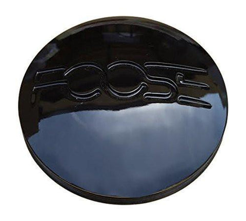 Foose CAPM671BK01 1000-88 Gloss Black Center Cap - The Center Cap Store