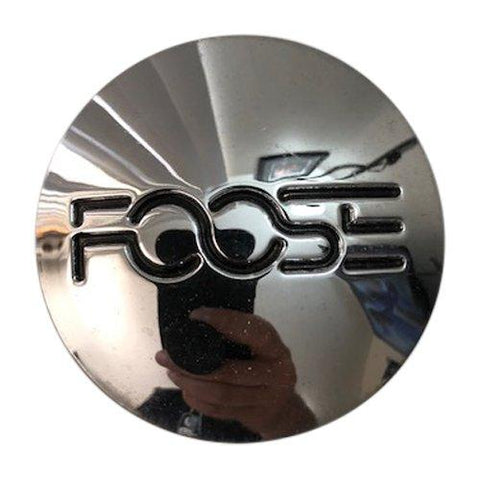 Foose Wheels CAP M-421 USED Chrome Wheel Center Cap - The Center Cap Store