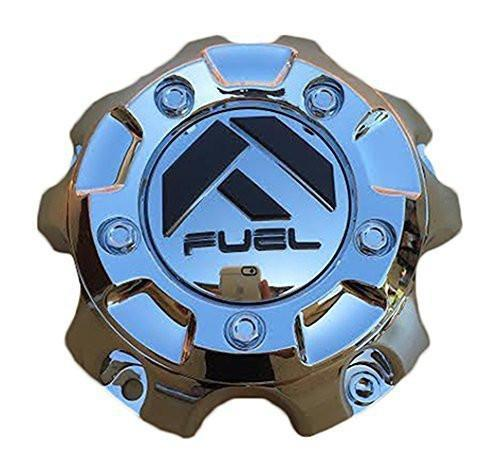 Fuel Offroad 1001-61 1000-60 Chrome Center Cap CAP M-453 ST-MQ805-168 - The Center Cap Store