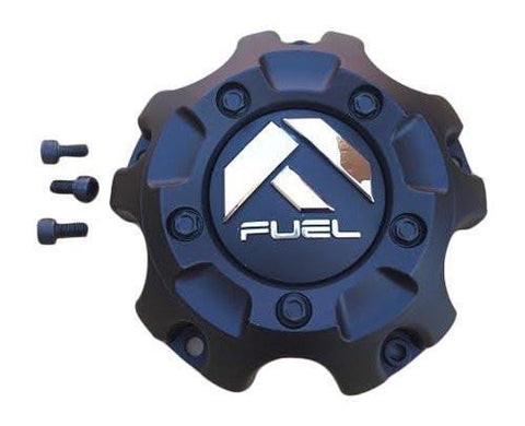 Fuel Offroad 1001-63B CAP Gloss Black M-542BK01-2 Center Cap - The Center Cap Store
