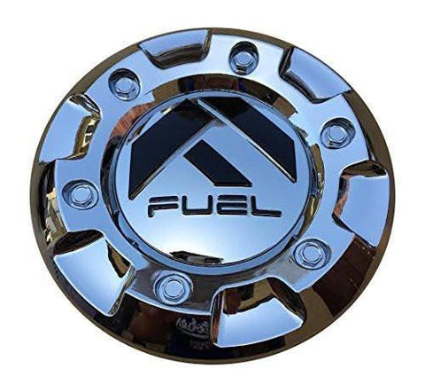 Fuel Offroad 1002-43 Chrome Center Cap - The Center Cap Store