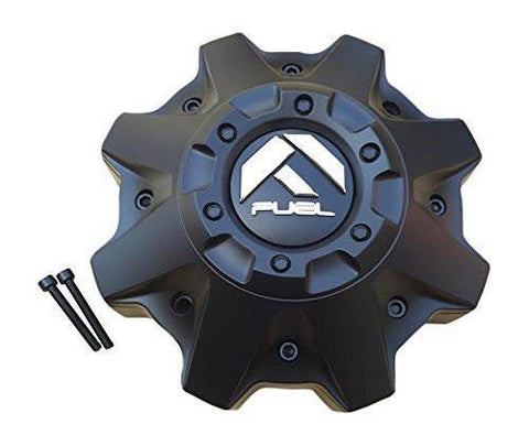 Fuel Offroad 1002-49BR Matte Black Center Cap CAP M-855BK04 CAP M-698 1002-53B - The Center Cap Store