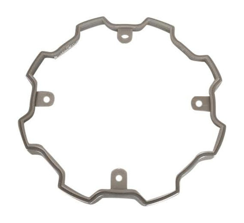 Fuel Offroad 1002-56S106 Silver Wheel Spacer - The Center Cap Store
