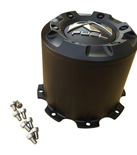 Fuel Offroad 1003-28 1002-43 1003-28MB Matte Black Center Cap - The Center Cap Store