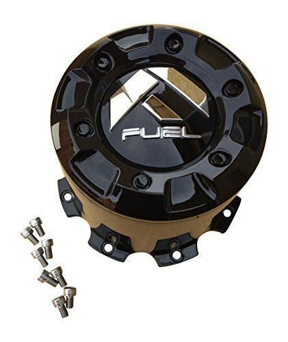 Fuel Offroad 1003-28GB 1002-43 Gloss Black Center Cap - The Center Cap Store