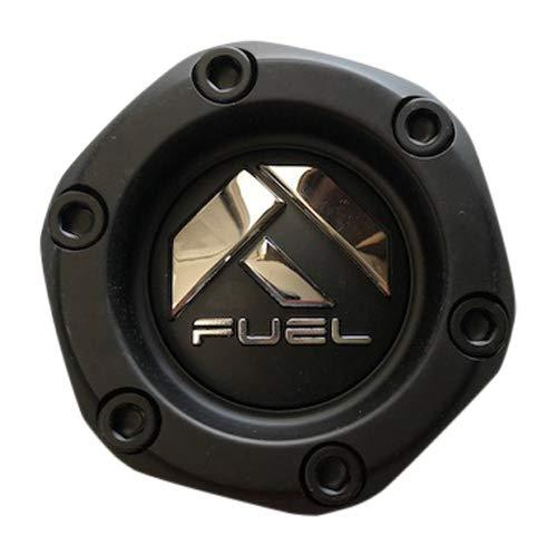 Fuel Offroad Wheels 1003-47MB Used Matte Black Center Cap - The Center Cap Store