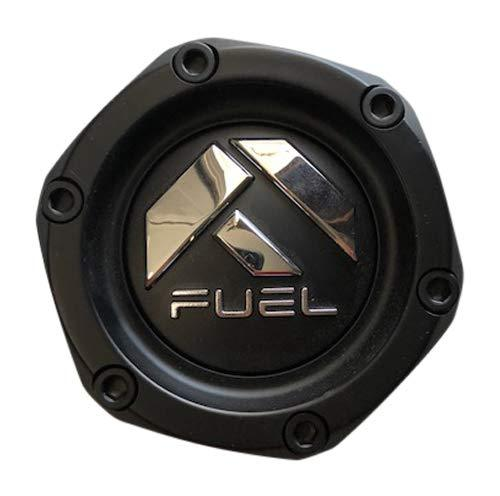 Fuel Offroad Wheels 1003-48MB Used Matte Black Center Cap - The Center Cap Store