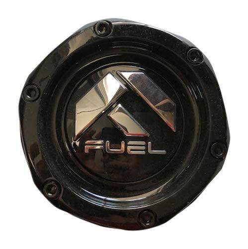 Fuel Offroad Wheels 1003-50B Used Gloss Black Center Cap - The Center Cap Store