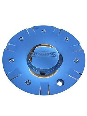 "Fusion Signal Chrome Wheel Center Cap EE770 T861 20"" and 23"" - The Center Cap Store"