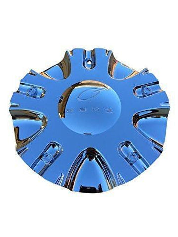 GEN X GENX Chrome Wheel Center Cap BC-320 JX4 - The Center Cap Store