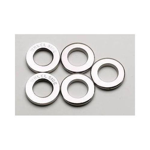 Gorilla Automotive 79912C Cragar Center Washers - The Center Cap Store