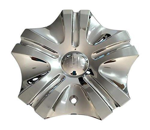 Helo 814 Spark 814L204 X1834147-9SF S501-08 Chrome Wheel Center Cap - The Center Cap Store