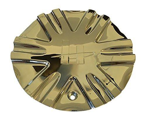 Helo 836 Wheels 850L180 A0141 Chrome Wheel Center Cap - The Center Cap Store