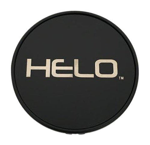 Helo Wheels 6216K68-T LORENZO-BMW S1311-16-04 Black Wheel Center Cap - The Center Cap Store