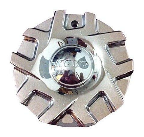 Hoyo CSH7-1P H7 Chrome Wheel Center Cap Hoyo Logo - The Center Cap Store