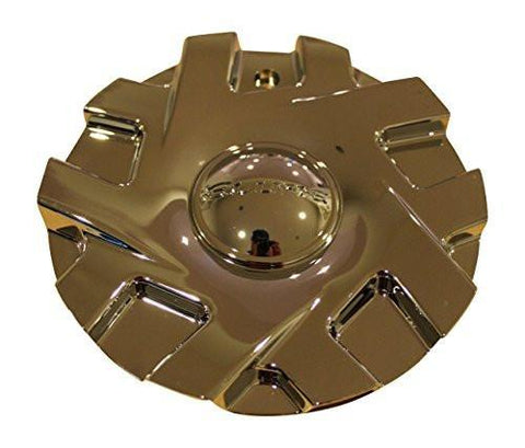 Hoyo Wheels CSH7-3P Chrome Wheel Center Cap - The Center Cap Store
