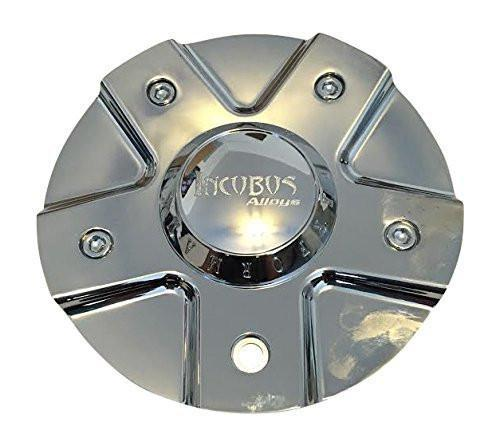 Incubus Poison 764 EMR0764-TRUCK-CAP Chrome Wheel Center Cap - The Center Cap Store