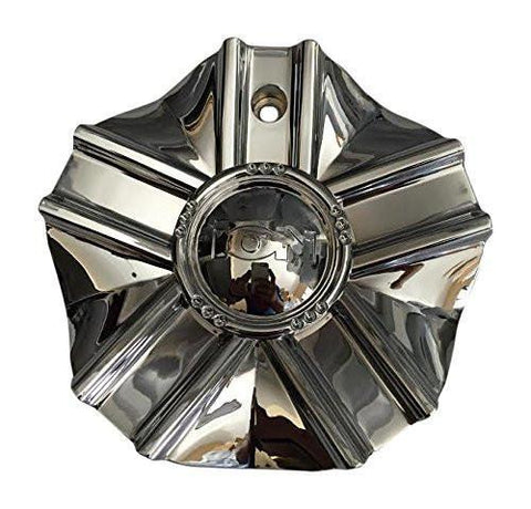 Ion 161 Wheel C10161C MC161N102 Chrome Wheel Center Cap - The Center Cap Store