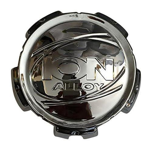 Ion 171 174 179 Wheels C101713 5 Lug Chrome Wheel Center Cap - The Center Cap Store