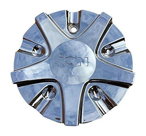 Ion Alloy C10117-CAP Chrome Center Cap - The Center Cap Store