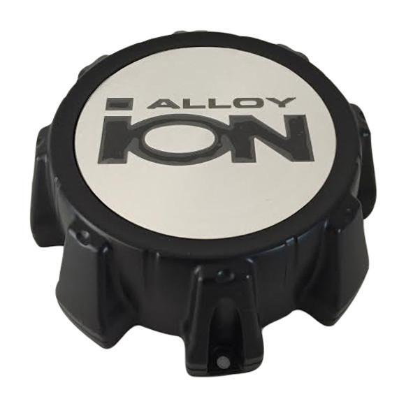 Ion Alloy C1018305B C1018305C MCD8237YA05 Black Wheel Center Cap - The Center Cap Store