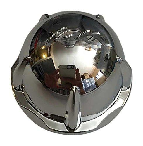 Ion Wheels 138 158 C1681-CAP 5 Lug Chrome Wheel Center Cap - The Center Cap Store