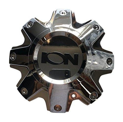 Ion Wheels C10184 C-473-2 C-473-1/2 Chrome Wheel Center Cap - The Center Cap Store