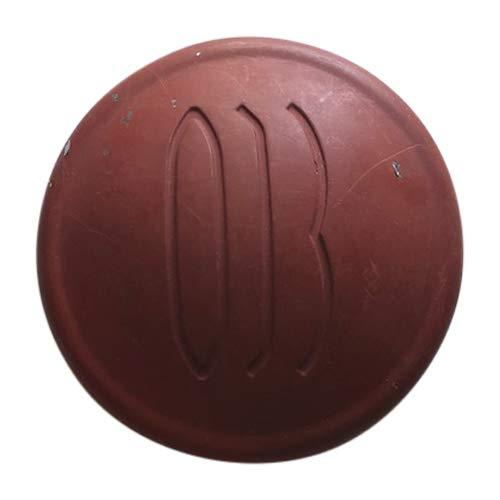 K80 Wheels K80 61952090F-2 Used Red Center Cap - The Center Cap Store