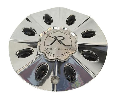 Karizzma Wheels KR02-CAP Chrome Wheel Center Cap - The Center Cap Store