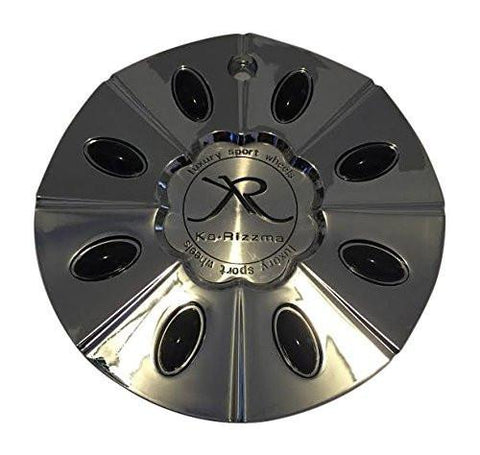 Karizzma Wheels KR02-CAP LG0511-39 Chrome Wheel Center Cap - The Center Cap Store