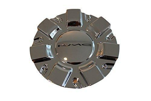 KMC 188 Haze Chrome Wheel Rim Center Cap 838L180 838L180-C1 S612-53 - The Center Cap Store